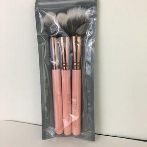New BoxyCharm Luxie 3-Piece Flawless Brush Set